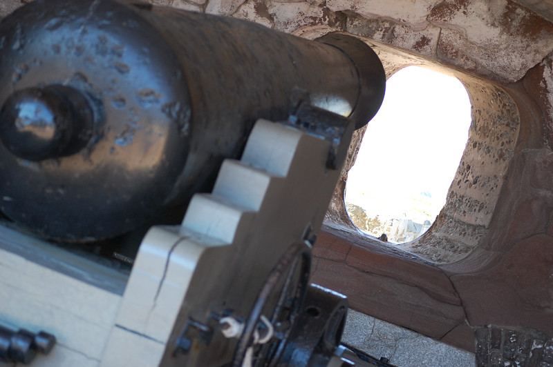 Ft. Sumter cannon