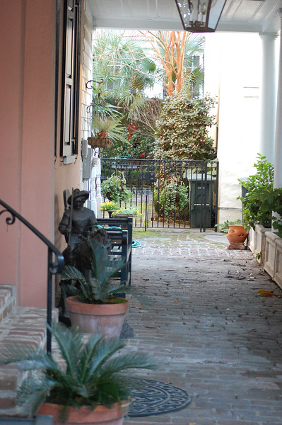A stroll through historic Charleston