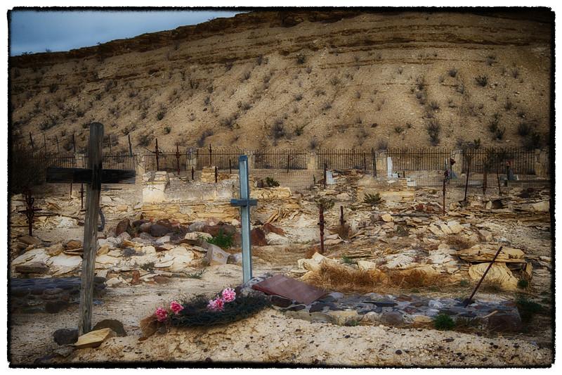 Lajitas Cemetery