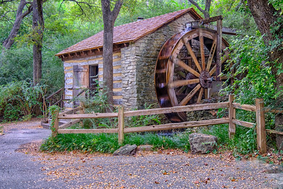 Old Texas Mill