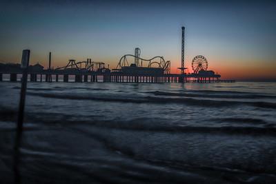 Ferris Wheel Glow