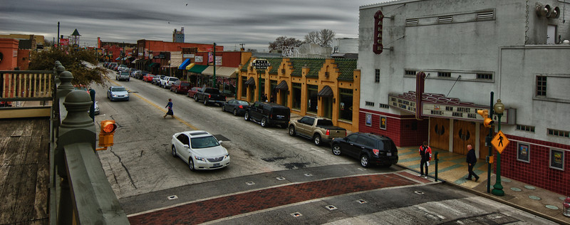 "January 17, 2011 - ""Main Street""<br /> <br /> This was shot last week on a photo walk on Main Street - Grapevine, Texas."