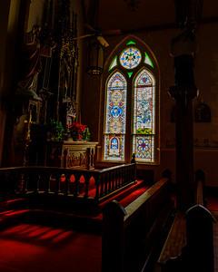 St. Mary's Catholic Church, High Hill