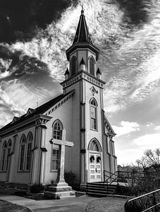 Dubina Parish Church