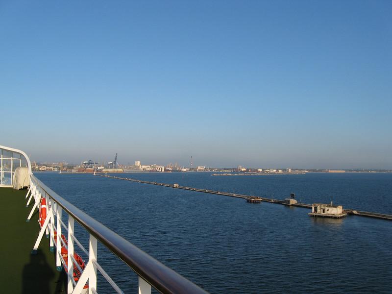 Arriving Odessa <br /> <br /> Odessa, Ukraine