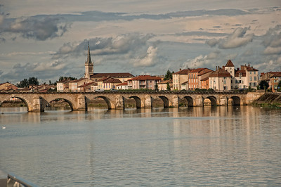 """August 24, 2010 - """"Scenic Village""""  This was shot on the Saone River in France"""