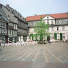 Goslar - important 15-16 century city due to mining of lead and silver