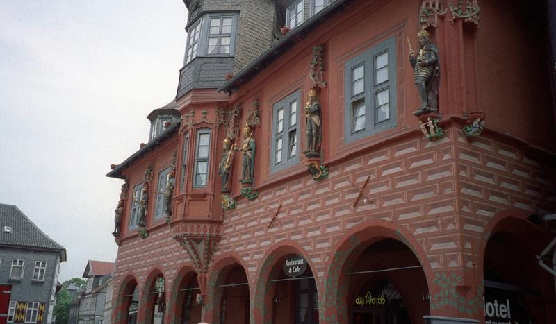 Goslar - Kaiserworth 1494 (now a hotel)