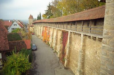 Rothenburg ob der Tauber - Ancient Walled City