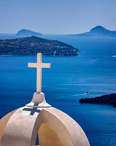 Dreaming Of Santorini