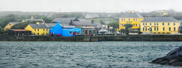 Kilronan Village Harbor