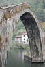 "Ponte della Maddalena - ""Devils Bridge"""