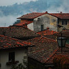 """Rain And Fog In Barga""<br /> <br /> This was shot in October in Barga, Italy."