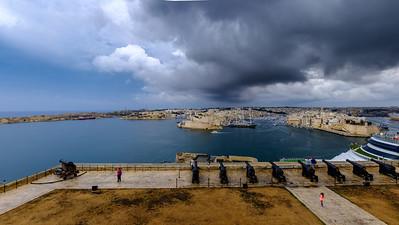 Protecting Valletta