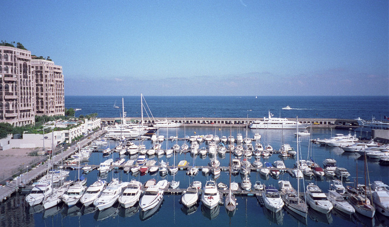 Room View - Marriott - Monte Carlo