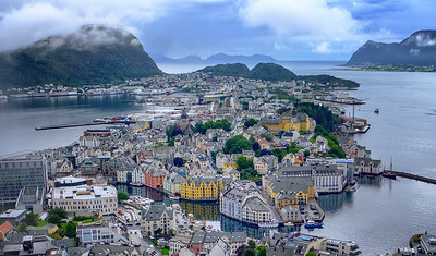 Port of Alesund