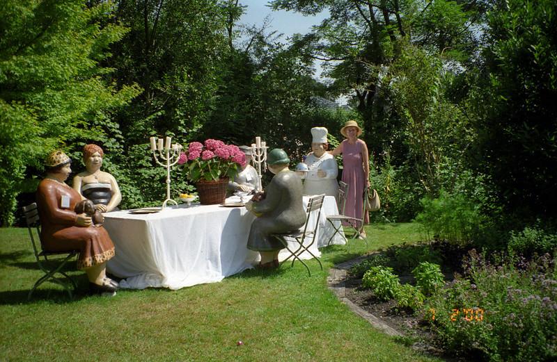Garden Art -Kusnacht, Switzerland