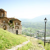 Above Berat in the castle is this old Byzantine church.  It even predates the Ottomans - it's about 700 years old