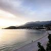 Himara beach