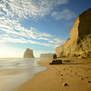 Amazingly beautiful beach near the Twelve Apostles