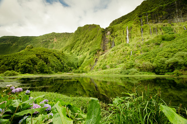 Azores: Flores and Sao Miguel