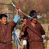 Archery-mad Bhutanese