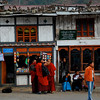 Downtown Wangdue Phodrang