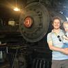 Jamestown steam railway
