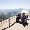 On top of Moro Rock
