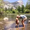 But good for paddling at Mirror Lake