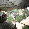Golum in his cave