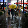 After Kunming we went to Dali and the rain began.  It didn't stop...
