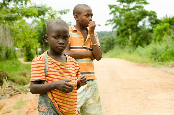 Brazzaville & Mbomo