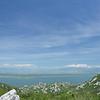 Lake Skadar, overlooking Albania