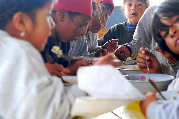 Ecuador school life