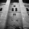 Rock hewn church in Lalibela