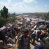 Saturday market in Lalibela