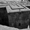 Bet Gyorgis, the finest rock hewn church in Lalibela