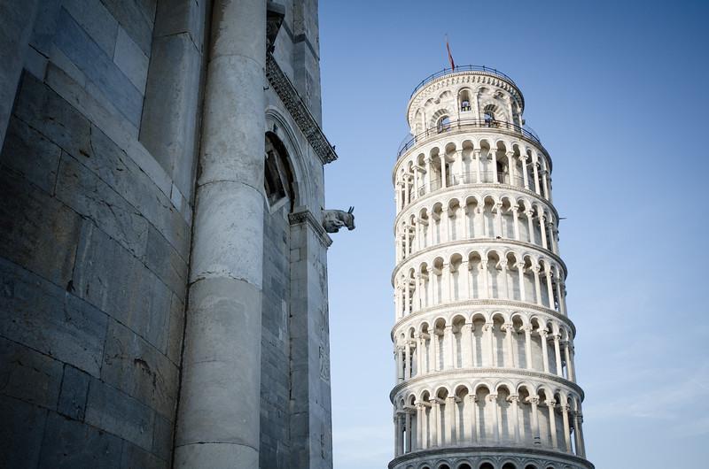 Taken to Pisa