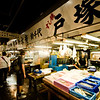 Tsukiji Fish Market has just about every denizen of the deep (most of it just about dead)