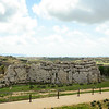 Gjantijia temple on Gozo is 5,500 years old and still standing