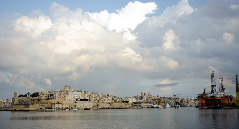 We spent a long weekend on the fortress island of Malta