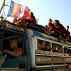 Monks on the move