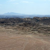 Moonscape is a place just in land from Swakopmund.  It's a bad land where the Swakop river flows
