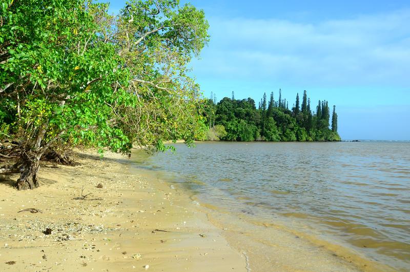 New Caledonia - beautiful islands; cyclones & croissants