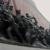 The Revolutionary Forces are striving.  It's actually a pretty spectacular monument