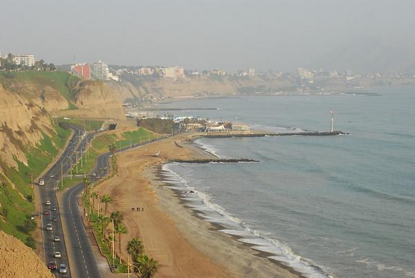Ayacucho & Lima