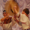 Esso is the centre of indigenous peoples in Kamchatka.  This was the local Evens & Koryak dance group