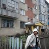 Prime real-estate, Milkovo. S is less than impressed.