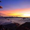 Sunrise over Adam's Peak